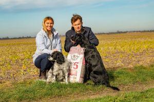 Tom & Rachel Grant at Fold Hill Farms