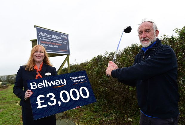 Bellway golf club sponsorship-3ace6704