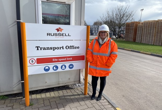 Nicola Trainor, Logistics Manager at Russell Roof Tiles resized-203656ec