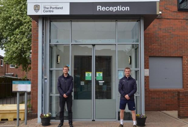 Notts County Foundation_Sam Crawford (L) & Chris Riley (R) 1-efb93553