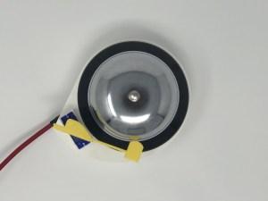 MQTT Bell - Rings Twice for Rain