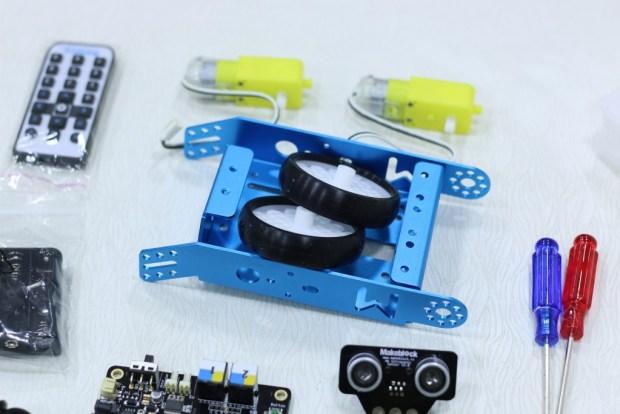 mBloc Parts