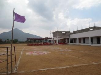 Our school in Tiru.