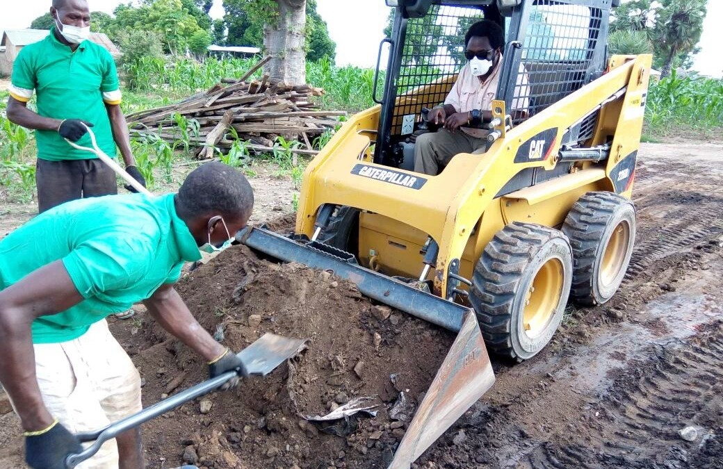 Hope Restored As Remediation Begins in Shikira