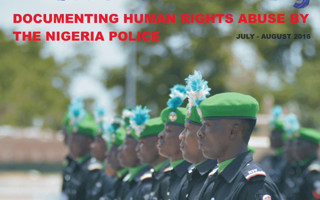 [REPORT] On #DemocracyDay: How the Nigeria Police Force Violates Human Rights
