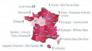 Carte-France-eHealthTech