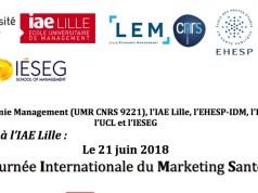 Journée internationale du marketing santé