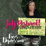Faces of Depression- Jasmin Pierre