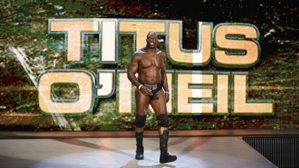 WWE's Titus O'Neil Changed By Mentor Who Said 'There's No Such Thing As A Bad Kid'