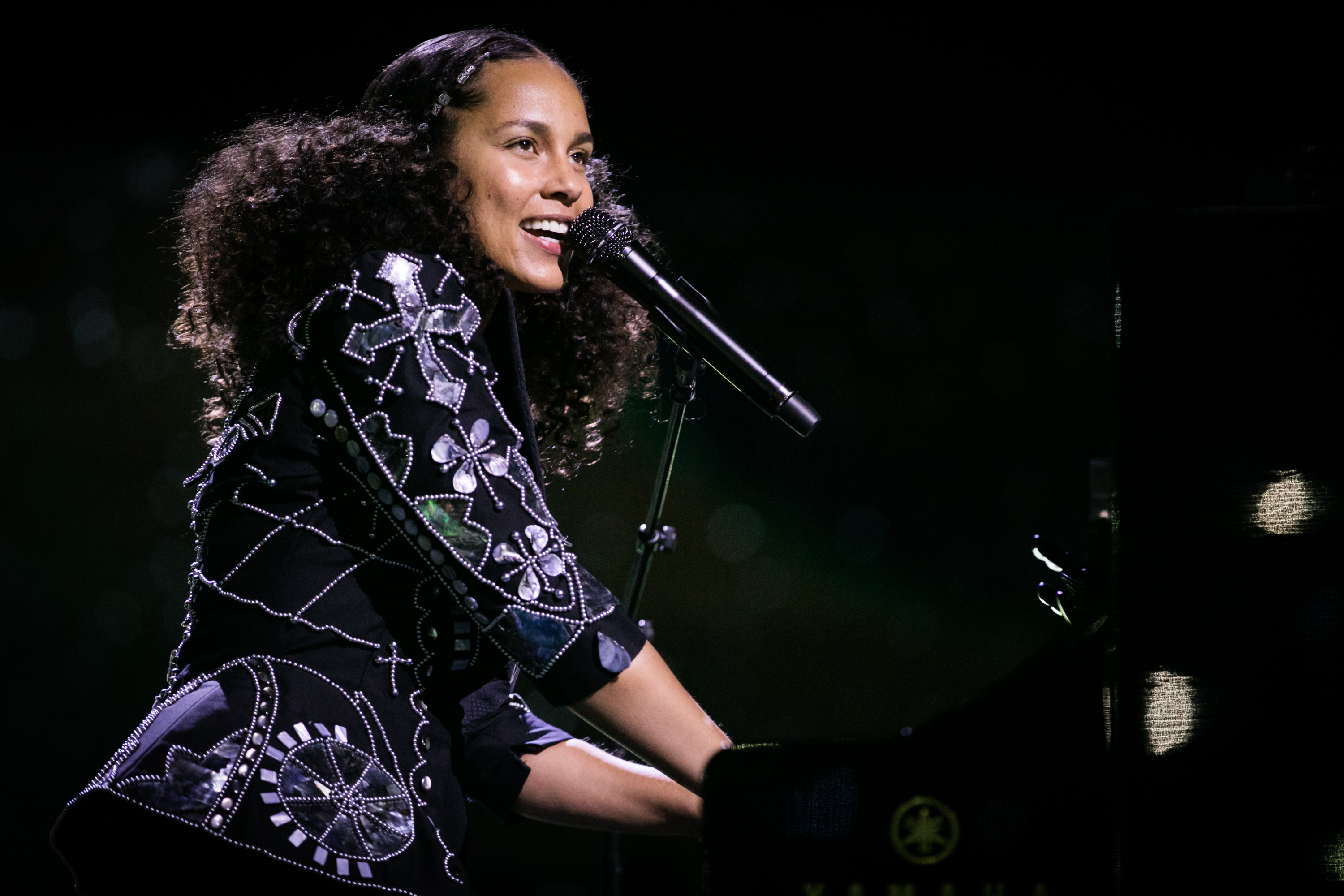 Alicia Keys Announced As Host For The 62nd Annual GRAMMY Awards On CBS