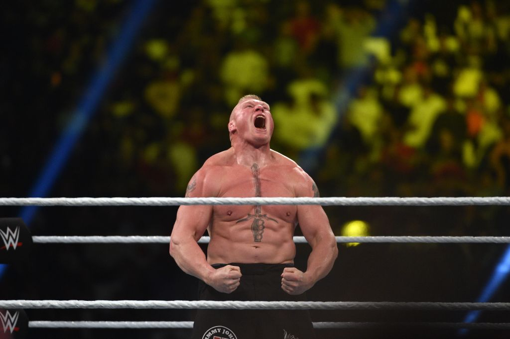 WWE Royal Rumble 2020 Picks: Can Brock Lesnar Go The Distance?
