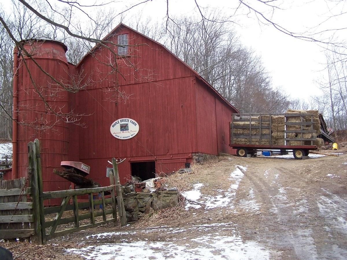 Farm Pond Dimensions