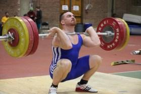 Best LifterTom Sullivan, 160 kg, 352 lbs.