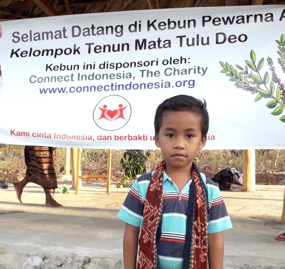 KEBON PEWARNA ALAM MATA TULU DEO – DISPONSORI CONNECT INDONESIA