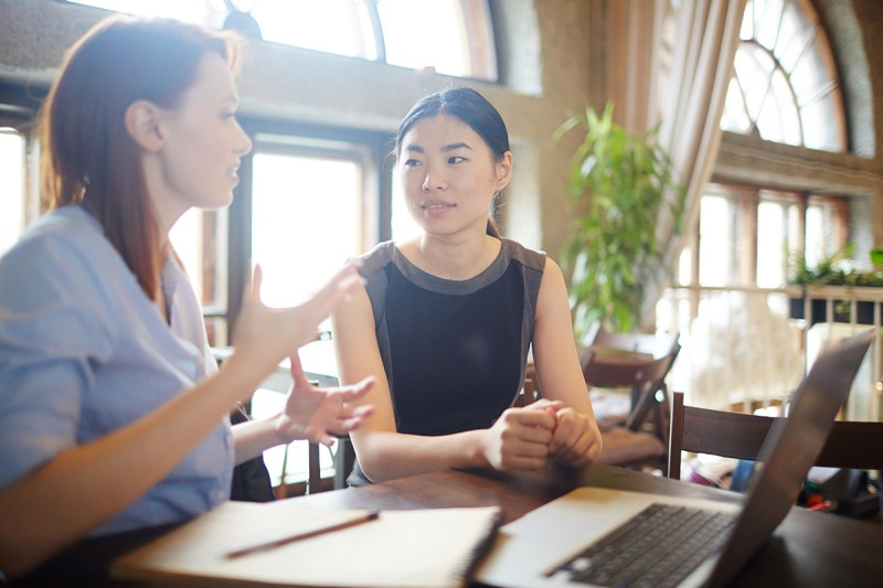 Interpersonal Communication requires learning the fine art of listening