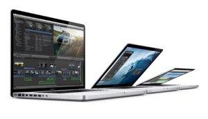 Apple MacBook Pro notebook family
