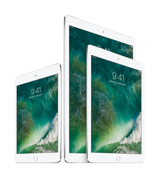 Apple iPad lineup, available from Connecting Point Medford OR