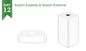 Today save $10 on AirPort Express and $20 on AirPort Extreme at Connecting Point