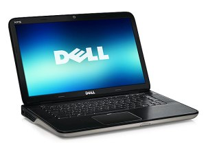 Dell XPS 702X notebook with 17-inch display, Core i5 processor
