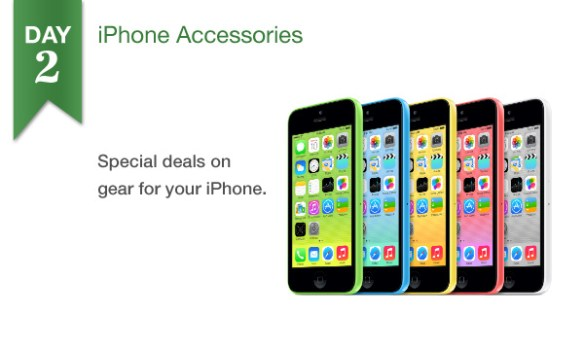 Connecting Point presents '12 Days of Savings 2013' - Day 2: 25% Off Select iPhone Accessories
