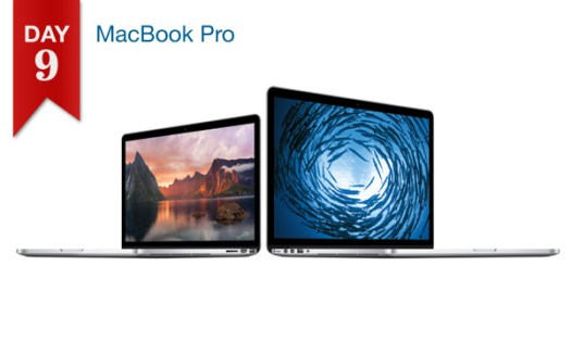 Connecting Point '12 Days of Savings 2013' Day 9 - $100 Off MacBook Pro 13-inch with Retina Display