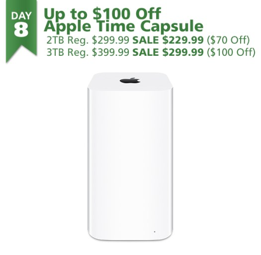 Up to $100 Off Apple Time Capsule at Connecting Point