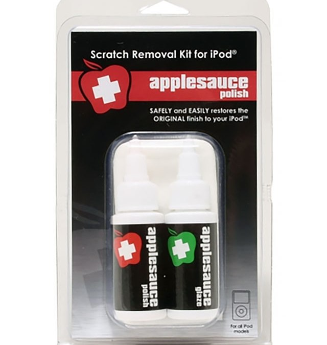 Deal of the Week | March 25, 2016: Applesauce Polish Scratch Removal Kit for $3.99 (reg. $29.99)