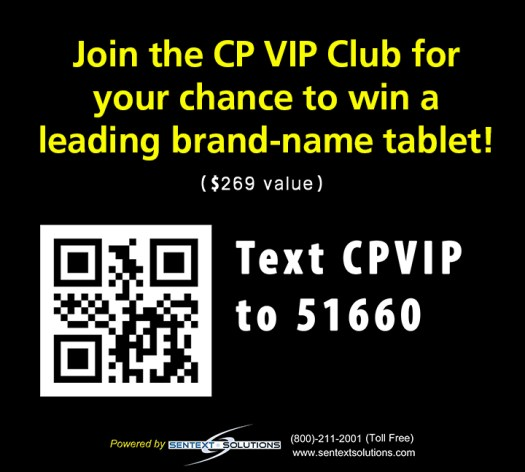 BANNER for Connecting Point's CP VIP Club 720x647