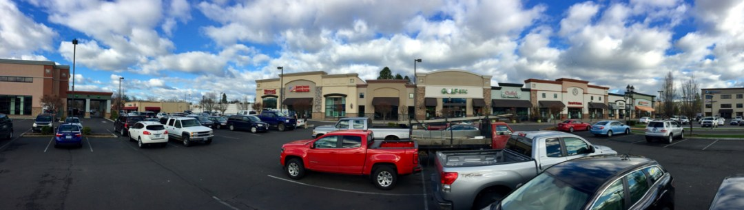 McAndrews Marketplace, E. McAndrews Road, Medford Oregon