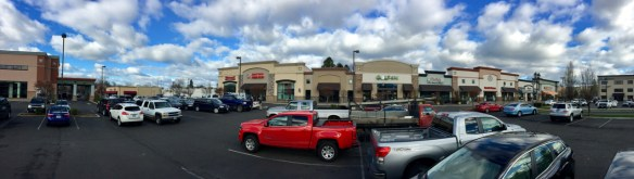McAndrews Marketplace, E. McAndrews Road, Medford Oregon