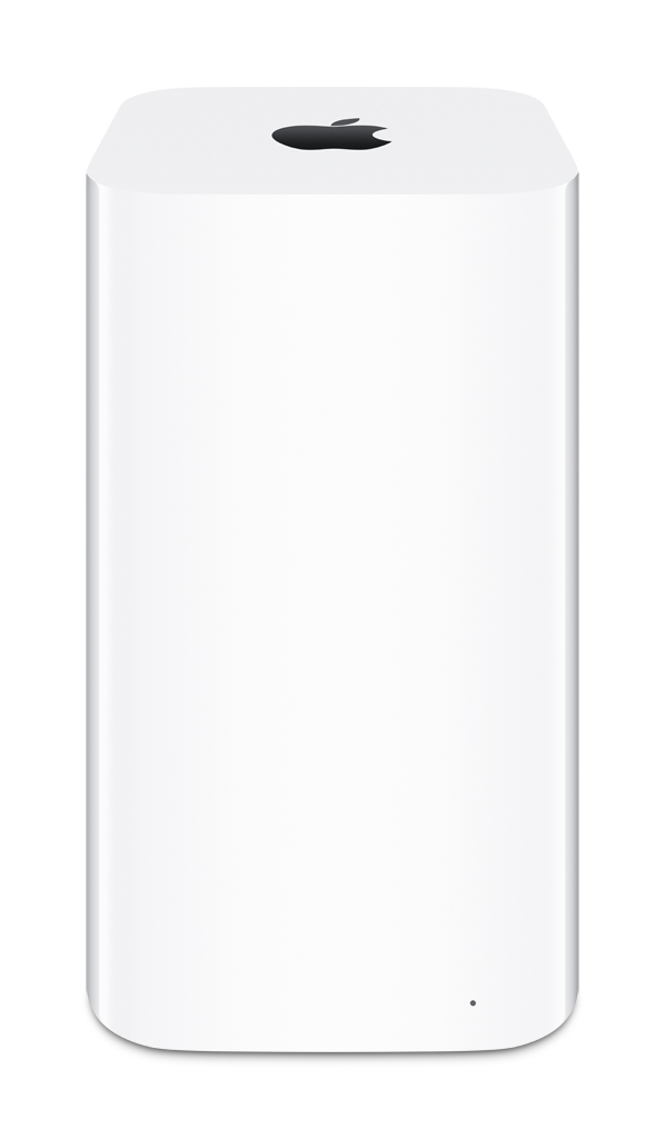 Airport Extreme Apple Wi-Fi wireless router accessory sales Connecting Point Medford OR