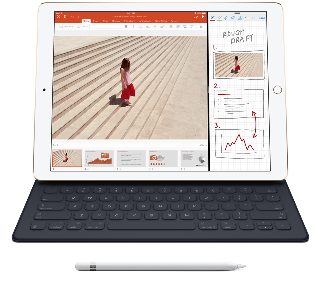 iPad Pro 12.9-inch Apple Pencil Smart Keyboard sales service Connecting Point Medford OR