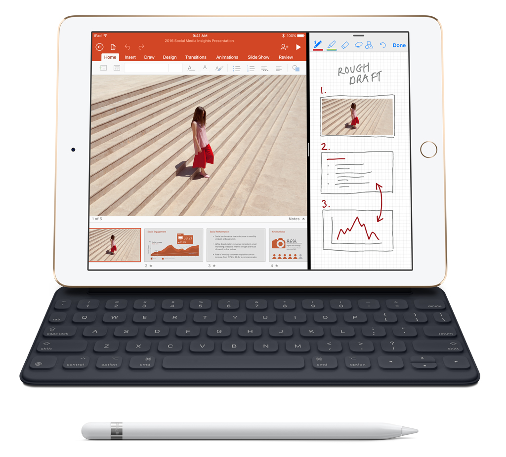iPad Pro 9.7-inch Apple tablet sales service Connecting Point Medford OR