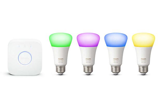 BANNER Philips Hue Starter Kit HomeKit Home app lighting smarthome