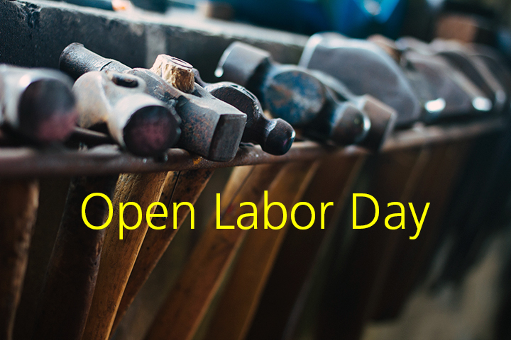 Labor Day 2017 open regular hours Connecting Point Medford Oregon