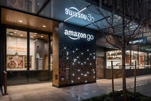 Omnicanalidad Amazon Go