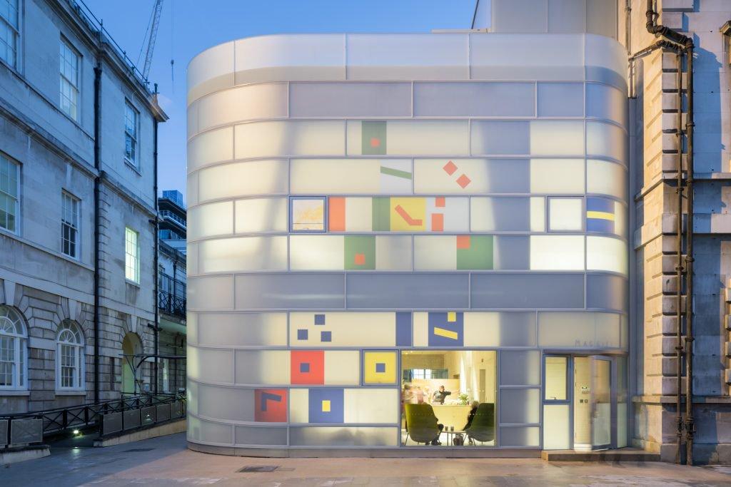 arquitectura de hospitales maggies