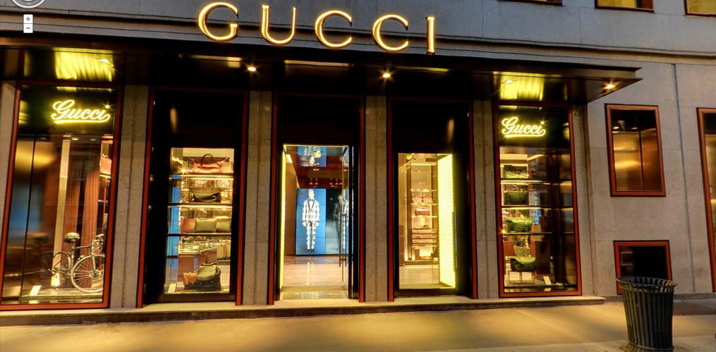 Tiendas ecoeficientes - Gucci