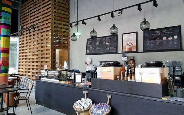 Tiendas ecoeficientes - Starbucks