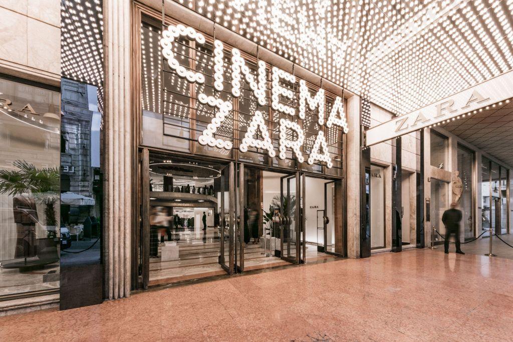 tiendas ecoeficientes - Zara