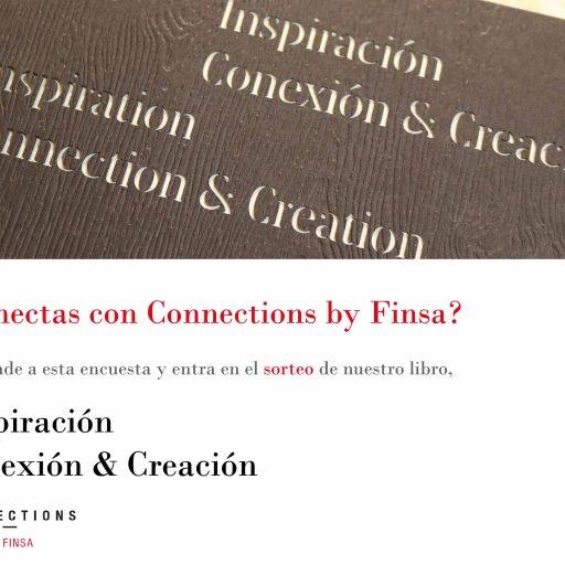 ¿Conectas con Connections by Finsa?
