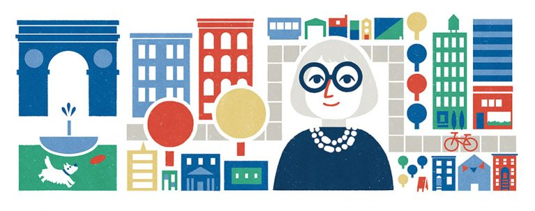 """Jane Jacobs and """"The Death and Life of Great American Cities"""".  Does her legacy live on?"""
