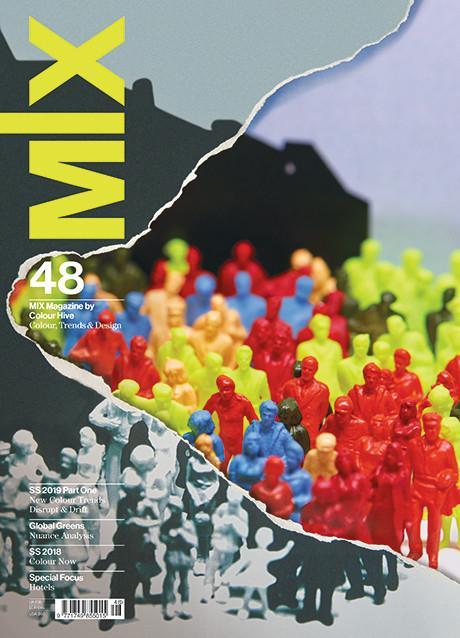 Connections by Finsa: Revistas y blogs de diseño y tendencias, Mix Magazine
