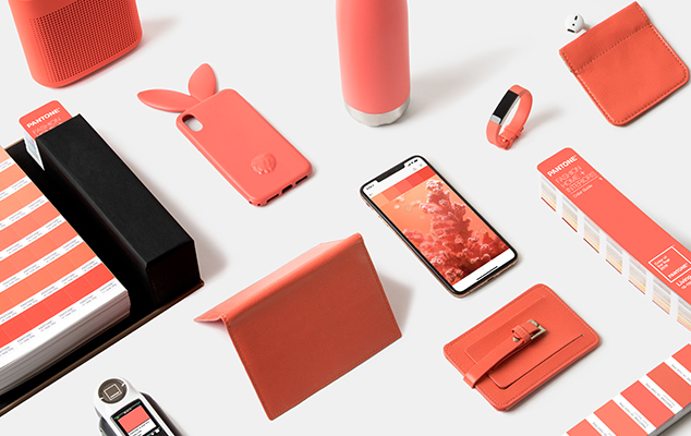 Living Coral, Pantone Color of the Year 2019