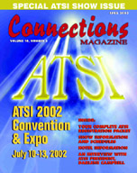 April 2002 issue of Connections Magazine