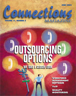 June 2003 issue of Connections Magazine