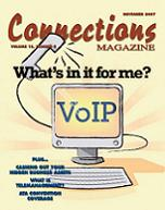 November 2007 issue of Connections Magazine