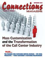 September 2009 issue of Connections Magazine