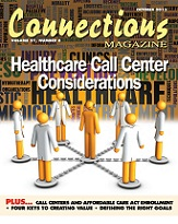October 2013 issue of Connections Magazine