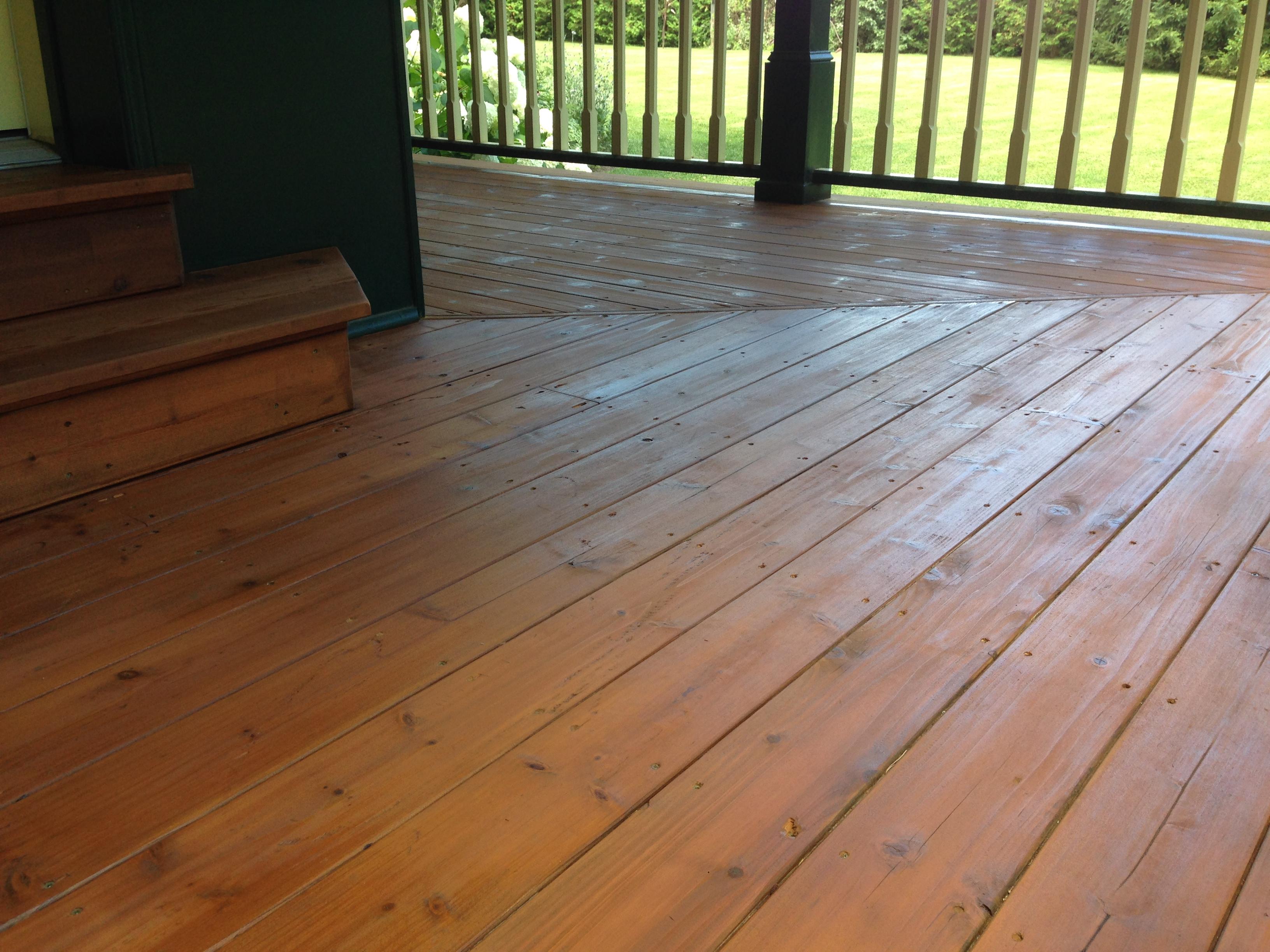 deck contractor Oshawa